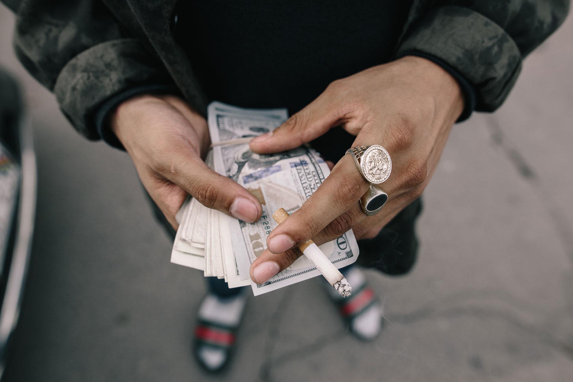 money muling