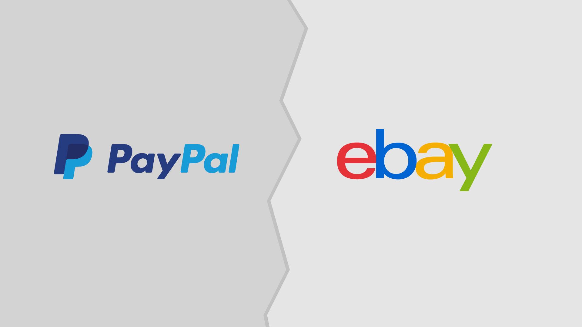 paypay ebay separazione
