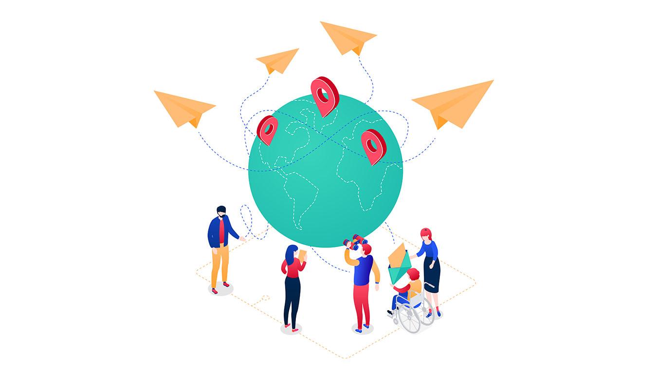 sito web multilingue